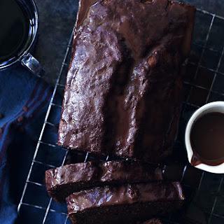 Chocolate & Irish Cream Pound Cake