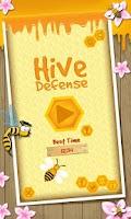 Screenshot of Hive Defense - Bug Smasher