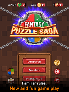 Fantasy Puzzle Saga - screenshot thumbnail