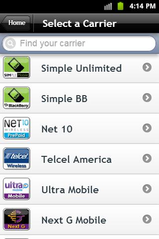 Lyca Mobile Refill's