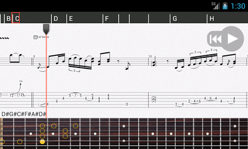 Download - Guitar Pro: Software Tablature Guitar Bass Fretted ...