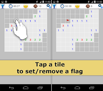 How to get Minesweeper 2.1.1 unlimited apk for pc
