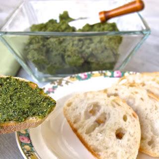 Smoky Kale Chorizo Spread