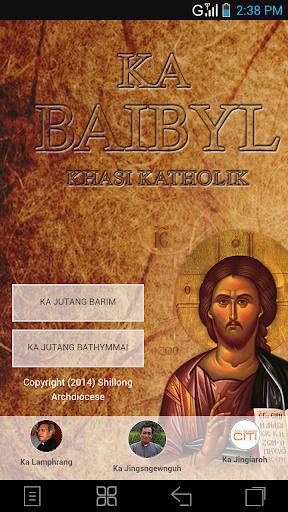 Khasi Bible