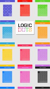Logic Dots v1.8.5 Unlocked + Ad Free + Unlimited Hints