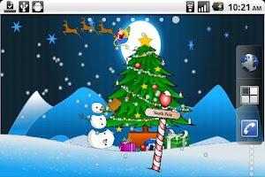 Screenshot of Christmas Night