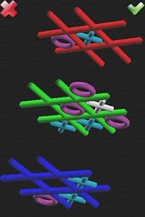 Tic Tac Toe 3D- screenshot thumbnail
