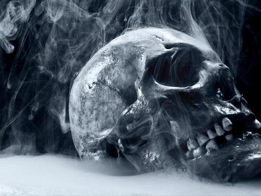 Cool Smoke Wallpaper
