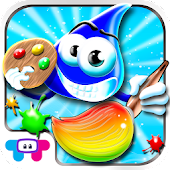 Color Drops - Draw &Paint Game