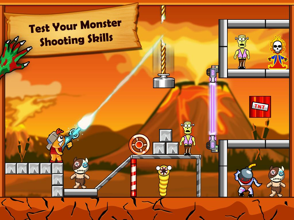Bloody Monsters - screenshot