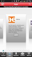 Screenshot of HRConnect