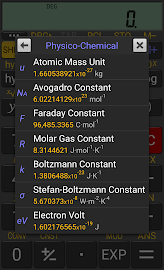 RealCalc Scientific Calculator Screenshot 8