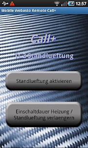 Mobile Webasto Remote CALL+ screenshot 7