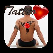 Camera Tattoo Love
