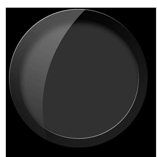 transparent black circle