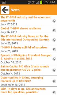 InternationalOutsourcingSummit - screenshot thumbnail