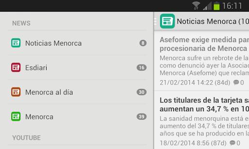 Menorca News