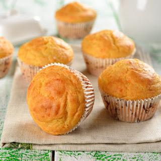 The Best Whole Grain Cornbread Muffins.