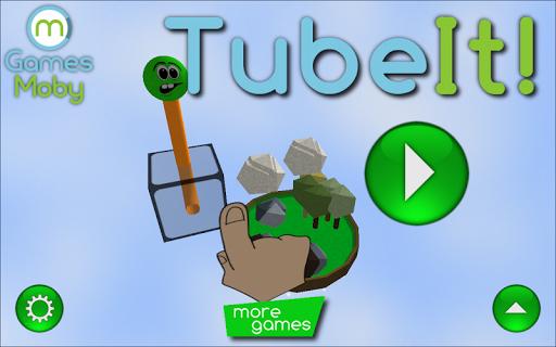 TubeIt 3D Pipe Gravity Maze