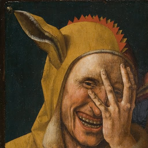 Laughing Fool - possibly Jacob Cornelisz. van Oostsanen — Google Arts &  Culture