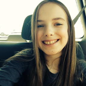 Selfie  by Heidi Miller - People Family