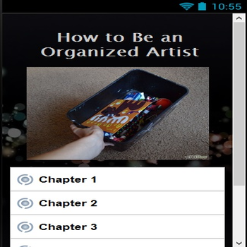 How to Be an Organized Artist