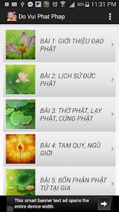 Do Vui Phat Phap - Phat Giao