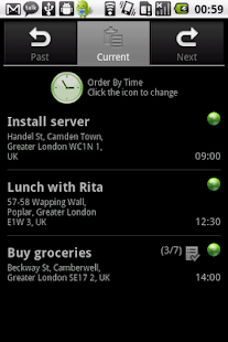 Event Scheduler - screenshot thumbnail