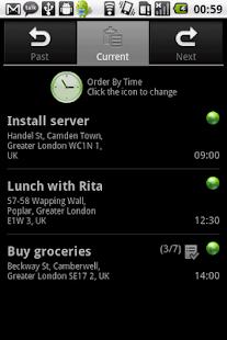Event Scheduler - screenshot thumbnail