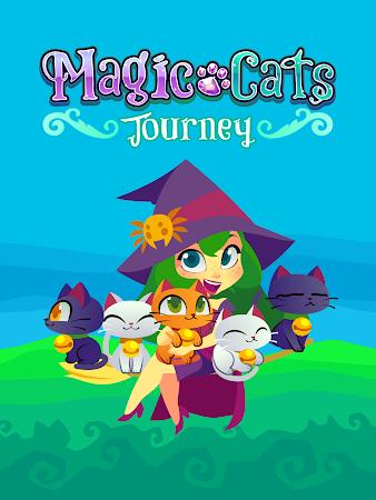 Magic Cats Journey - Match-3 1.0.1 screenshot 101715