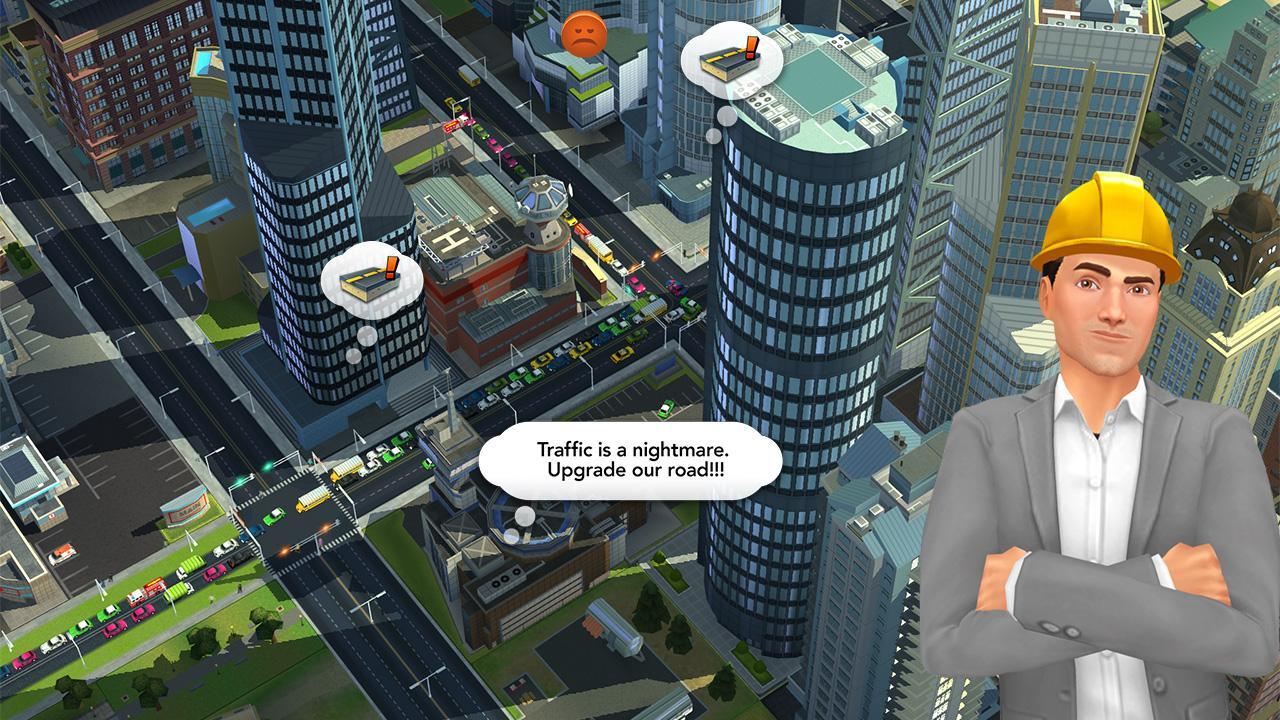 Simcity Buildit Creer Nouvelle Ville
