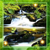 Waterfall Gallery HD LWP