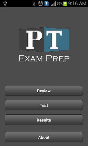 Physical Therapy Exam Prep