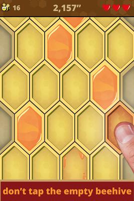 Honey Tap Don't tap wrong Tile - screenshot