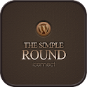 Round Go Launcher theme icon