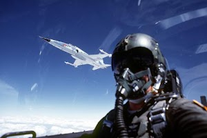 Screenshot of Northrop F-5 Tiger FREE