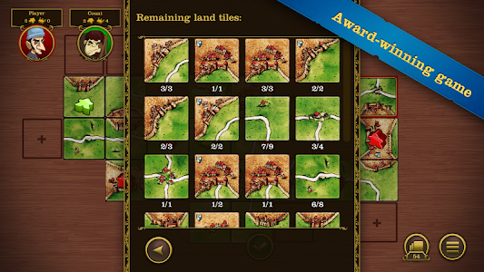 Carcassonne v2.2.2f80631 (All Expansions Unlocked)