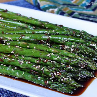 Asian Asparagus or Green Beans