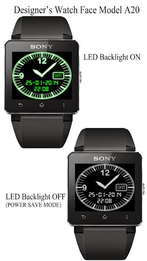 A20 WatchFace for SmartWatch2