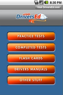 Drivers Ed Texas - screenshot thumbnail