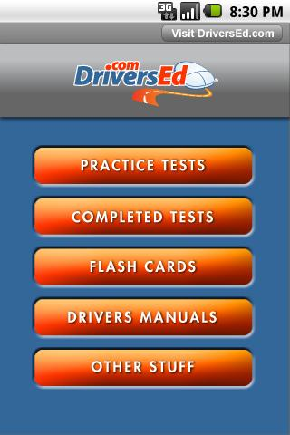 Drivers Ed Texas- screenshot