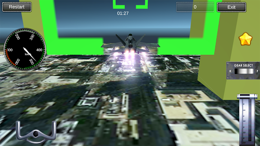 玩模擬App|噴氣式戰鬥機模擬器免費|APP試玩