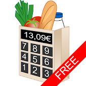Shopping list calculator free