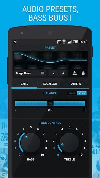 n7player Music Player- screenshot