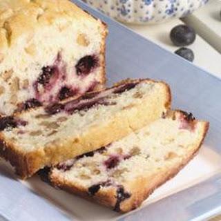 Lemon Blueberry Bread