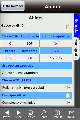 Farmacia Free - screenshot