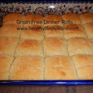 Grain-Free Dinner Rolls