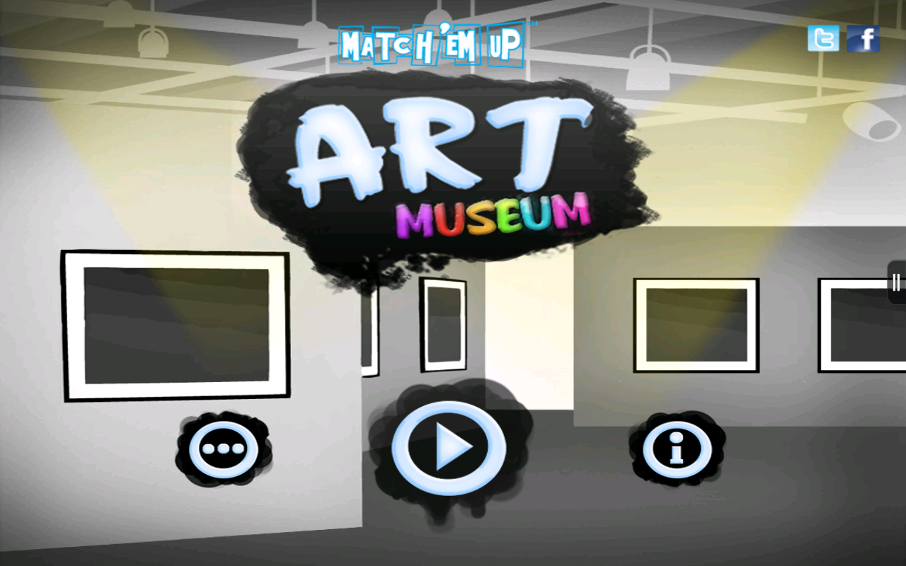 Art Museum Match'Em Up™ HD - screenshot