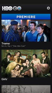 HBO GO - screenshot thumbnail