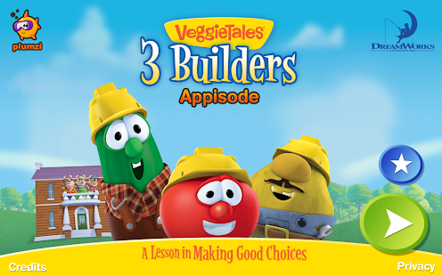 VeggieTales Appisode - screenshot thumbnail